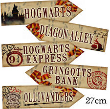photo relating to Harry Potter Printable Signs named Diagon Alley Signs or symptoms Printable Harry Potter -