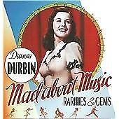 Mad About Music: Rarities & Gems, Deanna Durbin, Audio CD, New, FREE & Fast Deli