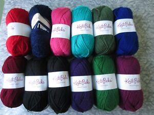 Knit Picks Hue Shift Afghan Knitting Pattern Kit (Jewel)