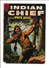 """Indian Chief No.19  : 1955 :   : """"Vision Of A Warrior"""" :"""