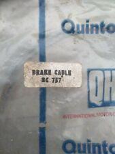 Bc757 Ford Capri Handbrake Cable.