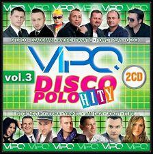 Vipo: Disco Polo Hity Volume 3 (CD 2 disc)  2015 NEW