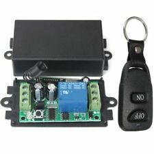 DC 12V 10A Relay 1CH Channel Wireless RF Remote Control Switch  with Transmitter