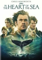 In the Heart of the Sea [New DVD] Full Frame, Subtitled, Ac-3/Dolby Digital, D