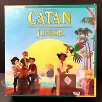 CATAN Junior Board Game Kids Version Settlers Family Fun Trade Resources SEALED