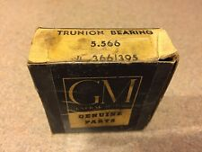 1941-1953 CHEVROLET TRUCK NOS GM UNIVERSAL JOINT TRUNION BEARINGS 3661395