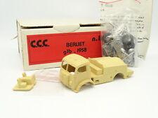 CCC Kit à Monter 1/50 - Berliet GLB 1958 Pompiers