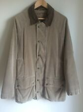 barbour beige corduroy beaufort jacket *EXTREMLY RARE , LIMITED EDITION* size M