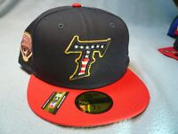 New Era 59fifty Norfolk Tides July 4th Sz 7 3/8 BRAND NEW Fitted cap hat