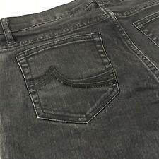 Buffalo I Jeans Landis Embellished Stretch Bootcut Black Women's Size 30W 33L