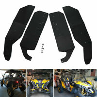 UTV Extended Fender Flares Mud Flaps Set for CAN AM Maverick Max 1000 R 2013-18