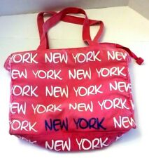 Robin Ruth New York Pink Tote Hand Bag Purse