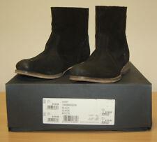 Original Carvela KG  Kurt Geiger Black Real Suede Leather Boots For Ladies 4 UK