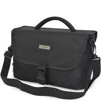CADeN D12 Compact Camera Single Shoulder Sling Bag for Nikon Canon Sony SLR/DSLR