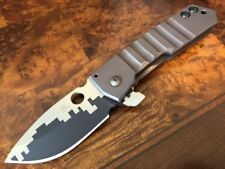 Crusader Forge Knife FIFP Digicam Camo CPM-S30V - Authorized Dealer - Unit A
