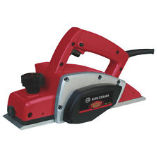 """King Canada Tools 8333 3 1/4"""" PLANER Raboteuse 3-1/4"""" planing planes 16,000 SPM"""