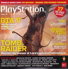 Playstation Magazine Demo Disc No 78