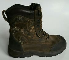 Guide Series Hunting Hiking Thinsulate 600 Camo Boots Men's Size 13W