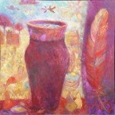 """Stephanie Jucker Painting - """"Vessel"""""""