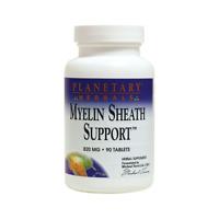 Planetary Herbals Myelin Sheath Support 820 mg 90 Tabs