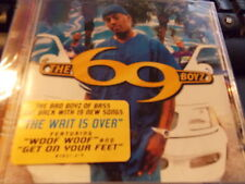 The Wait Is Over by 69 Boyz (Album CD, Jul-1998, Big Beat Records (Dance))
