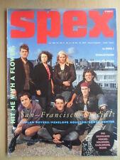 SPEX 7/1993 San Francisco Teddy Riley LL Cool J Estrus Donald Fagen Love Parade