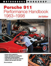 PORSCHE 911 PERFORMANCE PROJECT RESTORATION WORKSHOP REPAIR MANUAL 1963-1998