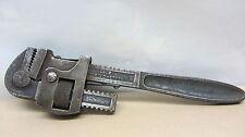 """antik Werkzeug gehärteter Stahl DROP FORGED-STEEL 12"""" Rohrzange"""