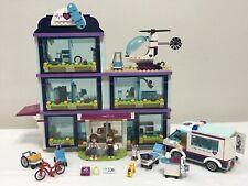 Lego Friends | 41318 Heartlake Hospital - 100% Complete