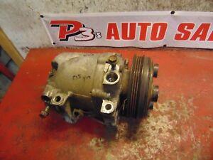 06 05 Saab 9-2 9-2x oem 2.5 AC air conditioning compressor 73111fe040