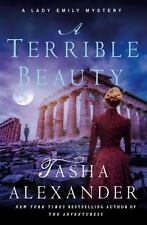 A Terrible Beauty : A Lady Emily Mystery 11 by Tasha Alexander Excellent Cond