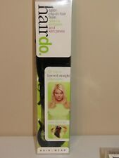 "HairDo Jessica Simpson Clip-In Hair Extension 19"" LAYERED STRAIGHT CHESTNUT"