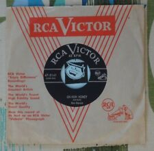 Ken Marvin 45 Uh-Huh Honey / Forbidden Love 1953 Country Bopper VG-