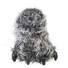 Mens Novelty Slippers Gorilla Yeti Winter Cosy Slippers Sizes UK 7 8 9 10 11 12