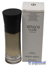 Armani Code Absolu Tster Parfum Pour Homme 2.0 oz /60 ml Spray New In Tster Box