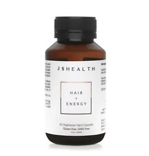 JS Health Hair + Energy 60s - Free Delivery!