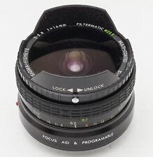 Sigma Fisheye Sigma-Fisheye 1:2.8 16mm Minolta AF 5d 7D Sony A