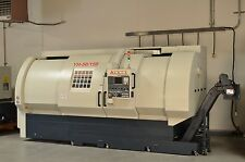 "Yh-50 Slant Bed Cnc Lathe 60Hp, Zf Gearbox, 31"" Swing, 59"" Turning Length"