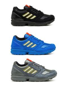 adidas Originals ZX 8000 x LEGO Sneakers FY7085 FY7083 FY7080 - NEU OVP