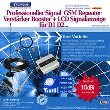 GSM Signal 900MHz Handy Verstärker Booster Omni +10dBi Antenne T-Mobile Vodafone