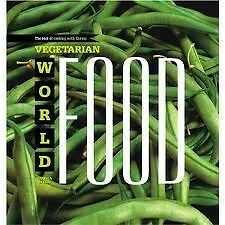 'Vegetarian World Food' Cookbook by Kurma Das Brand New Vegetarian Cookbook