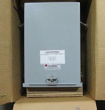 Powertran Transformer Cat # NF390L2000 220v 50/60Hz 1 Phase 2KVA 70973ELS