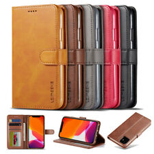 Flip Cover PU Leather Wallet Stand Case For iPhone 11 Pro XS Max X 5 6 7 8 Plus