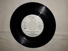 "Alberto Fortis / Bee Gees - Disco Vinile 45 Giri 7"" Edizione Promo Juke Box"