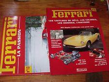 $$$ Fascicules Ferrari La passion N°13 365 SpyderCalifornia126 C4