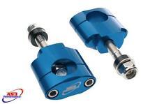 Kawasaki kx kxf 125 250 450 28.6MM oversize fat bar guidon supports pinces 12MM
