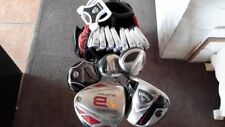golf clubs Taylormade Callaway left hand set