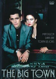 The Big Town - Matt Dillon - Tommy Lee Jones - DVD PAL R2 (BRAND NEW)
