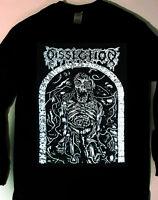 DISSECTION Long Sleeve T shirt Black Metal Immolation Incantation S-XL FREE SHIP