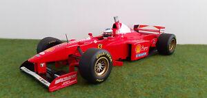F1 FERRARI 1997 F310B #5 SCHUMACHER ail long 1/18 MINICHAMPS 510971805 formule 1